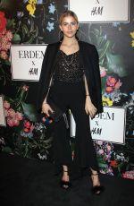 CAROLINE DAUR at H&M x Erdem Runway Show & Party in Los Angeles 10/18/2017