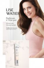 CAROLINE DHAVERNAS for Lise Watier Campaign