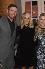 CARRIE UNDERWOOD at Nashville Shines for Haiti Event in Brentwood 10/24/2017