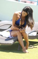 CASEY BATCHELOR on Vacation in Cyprus 10/15/2017