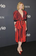 CATE BLANCHETT at 2017 Instyle Awards in Los Angeles 10/23/2017