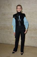 CATE BLANCHETT at Louis Vuitton Fashion Show at Paris Fashion Week 10/03/2017