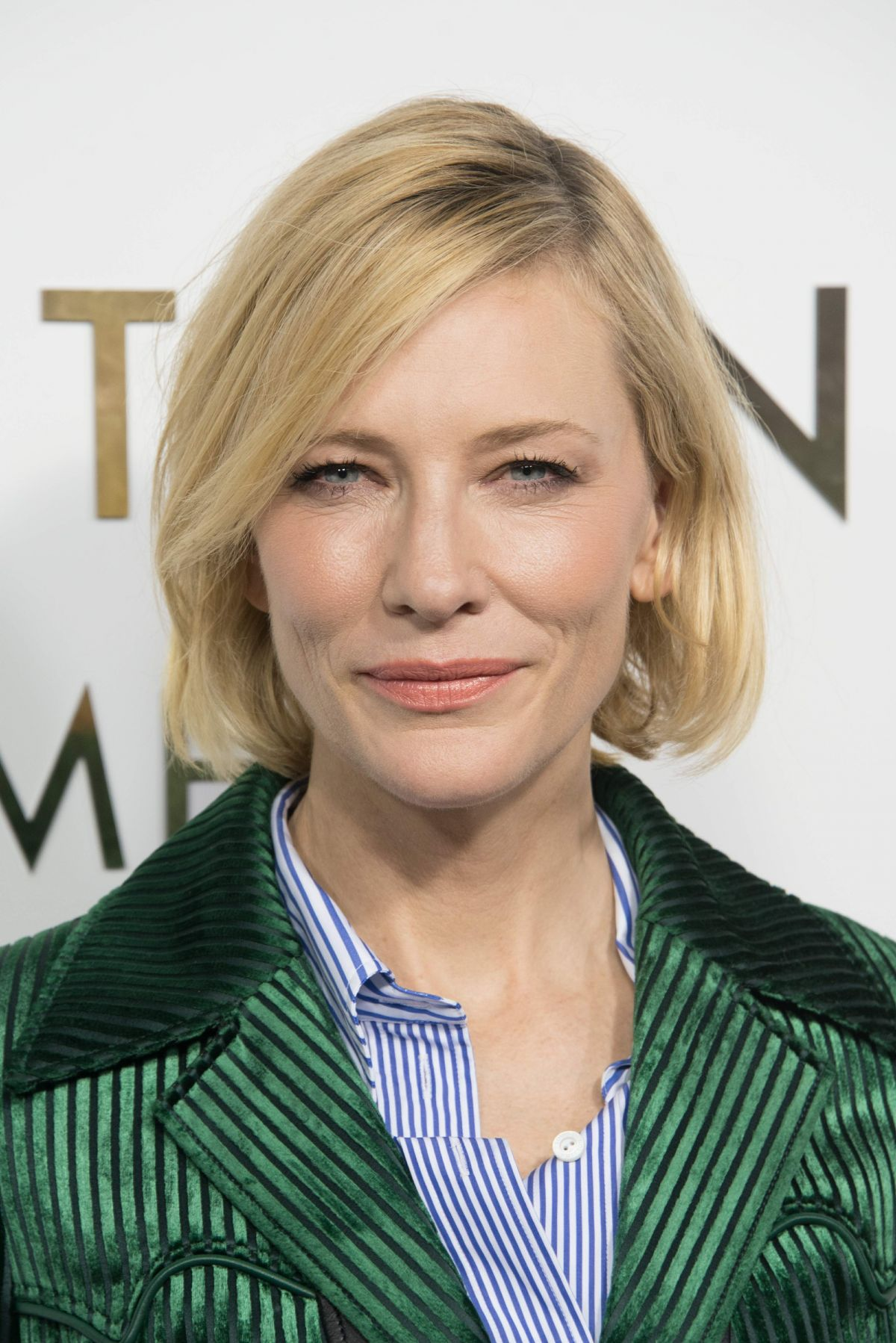 CATE BLANCHETT at Louis Vuitton's Boutique Opening at ...
