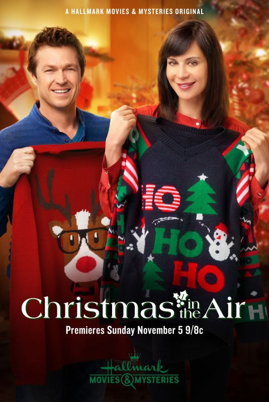 CATHERINE BELL – Christmas in the Air, 2017 Promos