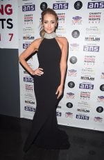 CATHERINE TYLDESLEY at a Charity Boxing Event at Holton Hotel in Manchester 10/07/2017