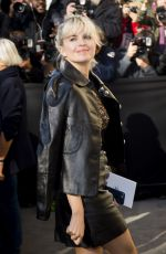 CECILE CASSEL at Chanel Fashion Show at Paris Fashion Week 10/03/2017