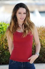 CELESTE FIANNA at The Bay Photocall at Mipcom in Cannes 10/17/2017