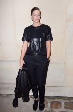 CELINE SALLETTE at Chanel's Code Coco Watch Launch Party in Paris 10/03/2017