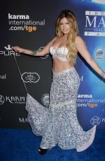 CHANEL WEST COAST at 2017 Maxim Halloween Party in Los Angeles 10/21/2017