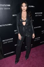 CHANTEL JEFFRIES at Prettylittlething by Kourtney Kardashian Launch in Los Angeles 10/25/201