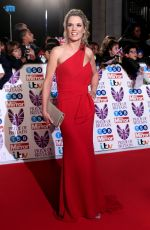 CHARLOTTE HAWKINS at Pride of Britain Awards 2017 in London 10/30/2017