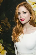 CHARLOTTE HOPE at Albion After-party in London 10/17/2017