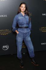 CHARLOTTE LE BON at Vogue Party at Paris Fashion Week 10/01/2017