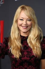 CHARLOTTE ROSS at Boo 2! A Madea Halloween Premiere in Los Angeles 10/16/2017