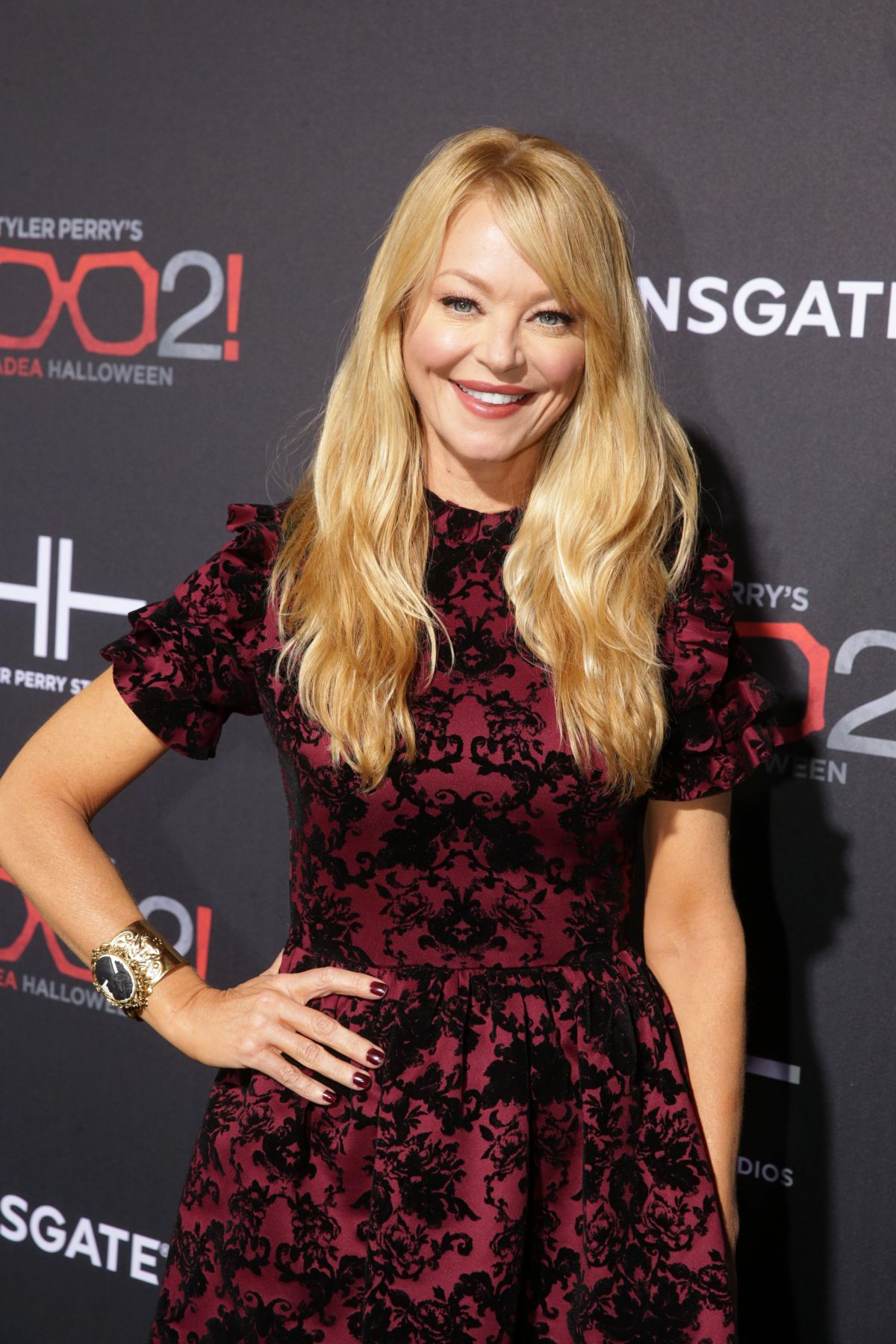 CHARLOTTE ROSS at Boo 2! A Madea Halloween Premiere in Los Angeles ...