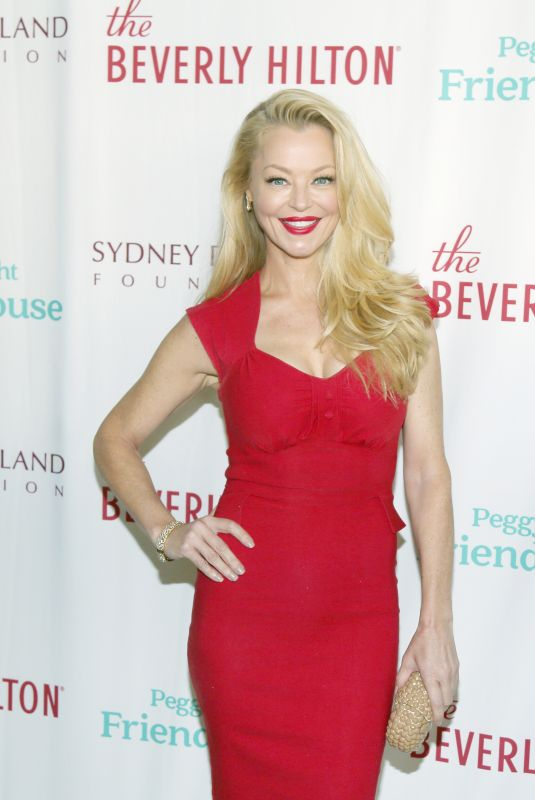CHARLOTTE ROSS at Peggy Albrecht Friendly House Event in Los Angeles 10/28/2017