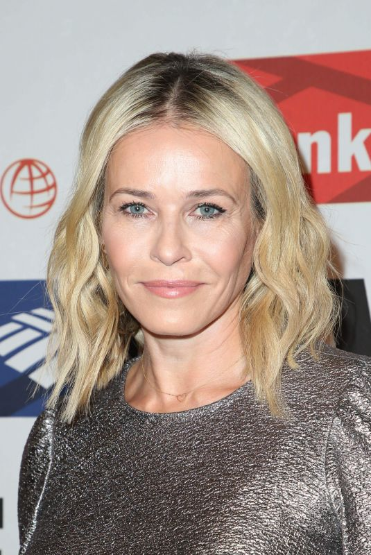 CHELSEA HANDLER at International Women
