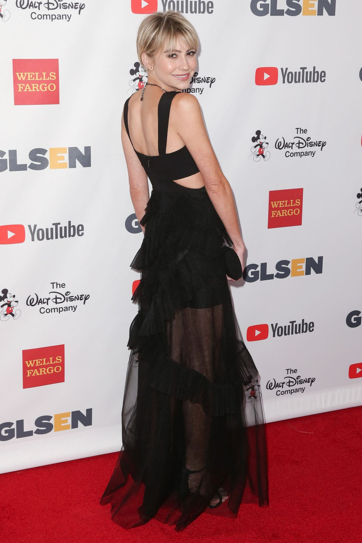 CHELSEA KANE at Glsen Respect Awards in Los Angeles 10/20 ...
