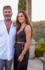 CHERYL COLE at X Factor Judges House Photocall in South Africa 10/21/2017
