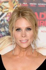 CHERYL HINES at A Bad Moms Christmas Premiere in Westwood 10/30/2017