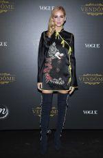 CHIARA FERRAGNI at Vogue Party at Paris Fashion Week 10/01/2017