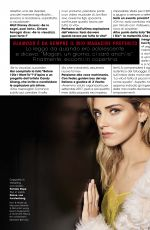 CHIARA FERRAGNI in Glamour Magazine, November 2017