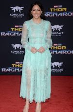 CHLOE BENNET at Thor: Ragnarok Premiere in Los Angeles 10/10/2017