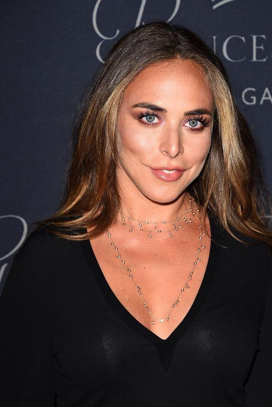 CHLOE GREEN at Princess Grace Awards Gala in Hollywood 10/24/2017