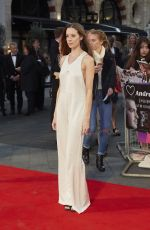 CHLOE PIRRIE at Breathe Premiere at BFI London Film Festival 10/04/2017