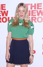 CHLOE SEVIGNY at The New Group Photocall in New York 10/23/2017