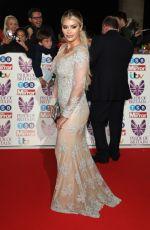 CHLOE SIMS at Pride of Britain Awards 2017 in London 10/30/2017