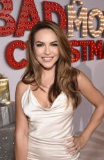 CHRISHELL STAUSE at A Bad Moms Christmas Premiere in Westwood 10/30/2017