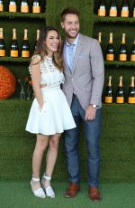 CHRISHELL SYAUSE at 8th Annual Veuve Clicquot Polo Classic in Los Angeles 10/14/2017