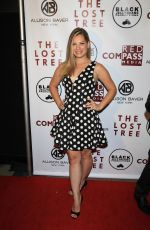 CHRISTEN DUGGER at The Lost Tree Premiere in Los Angeles 10/09/2017