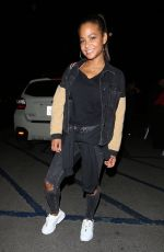 CHRISTINA MILIAN at Janet Jackson State of the World Tour in Hollywood 10/08/2017