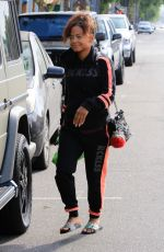 CHRISTINA MILIAN Out and About in Studio City 10/03/2017