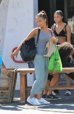 CHRISTINA MILIAN Out and About in Studio City 10/07/2017