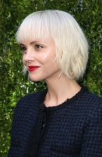 CHRISTINA RICCI at Through Her Lens: the Tribeca Chanel Women