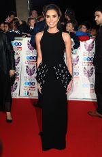 CHRISTINE BLEAKELY at Pride of Britain Awards 2017 in London 10/30/2017