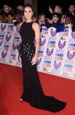 CHRISTINE BLEAKELY at Pride of Britain Awards 2017 in London 10/30/2017