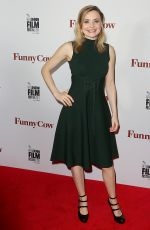 CHRISTINE BOTTOMLEY at Funny Cow Premiere at BFI London Film Festival 10/09/2017