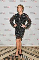 CHRISTINE TAYLOR at 19th Annual Project Als Benefit Gala in New York 10/25/2017