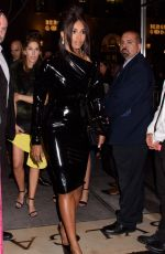CIARA at Bulgari Celebrates 5th Avenue Flagship Store Opening in New York 10/20/2017