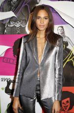 CINDY BRUNA at Carine Roitfeld x Circo Loco Party in Paris 09/30/2017