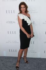 CINDY CRAWFORD at Elle Women in Hollywood Awards in Los Angeles 10/16/2017