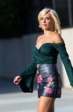 CJ LANA PERRY Out and About in Beverly Hills 10/28/2017