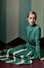 CLAIRE FOY for Vogue Magazine, September 2017