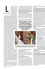 CLAIRE FOY in Io Donna Del Corriere Della Sera, October 2017