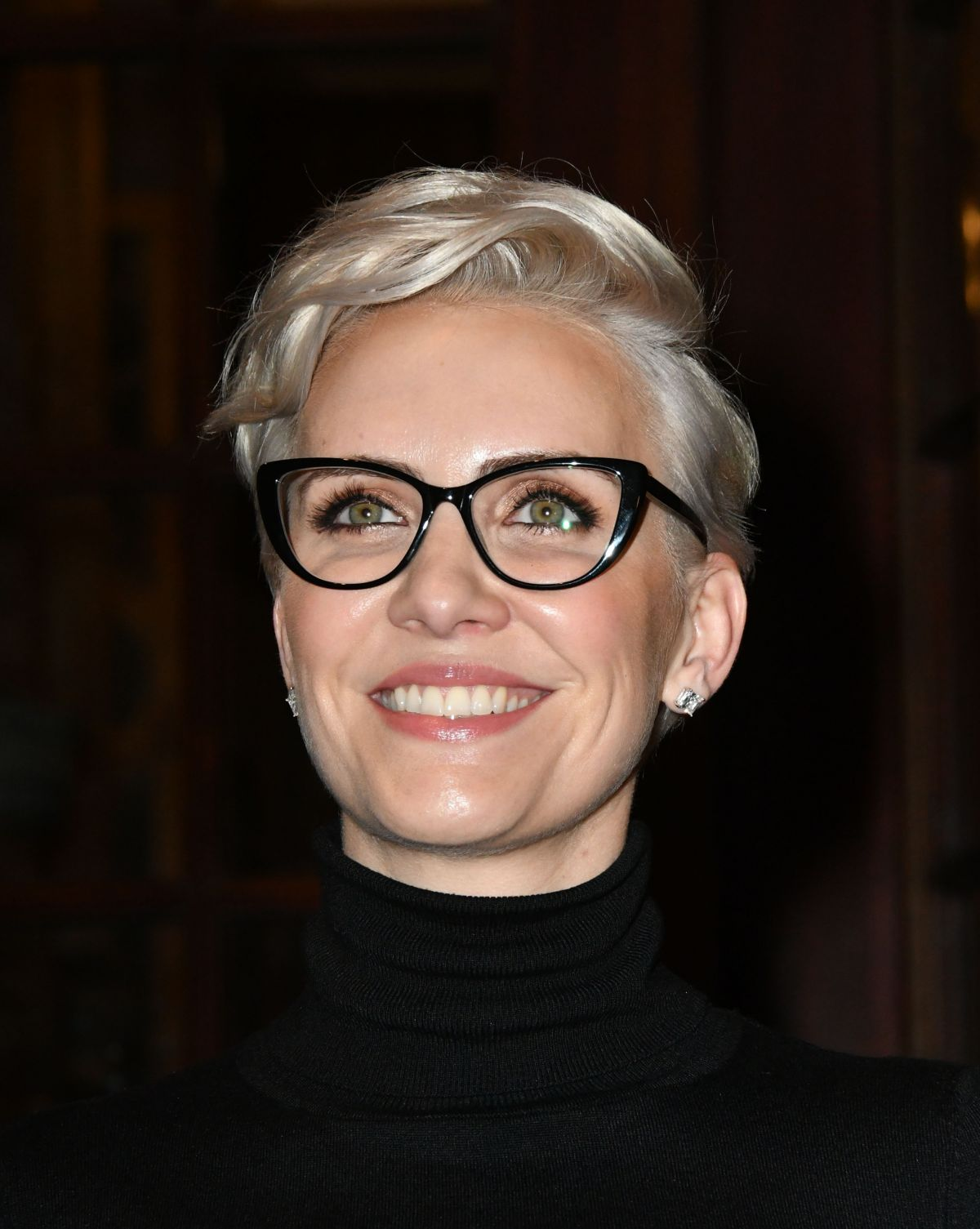 CLAIRE RICHARDS at Spectacle Wearer of the Year in London ...