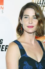 COBIE SMULDERS at Killing Gunther Premiere in Los Angeles 10/14/2017